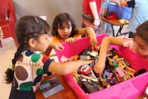Children:Legos